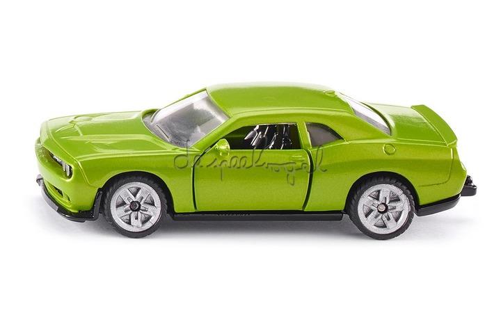 1408 Dodge Challenger SRT Hellcat