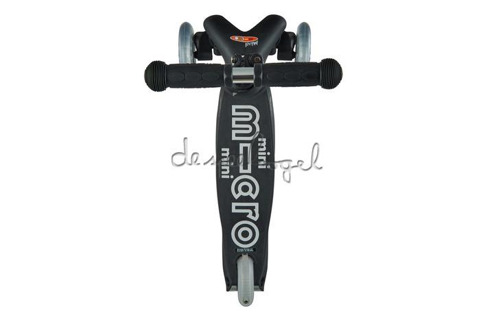 Micro step Mini Deluxe Black Grey MMD039