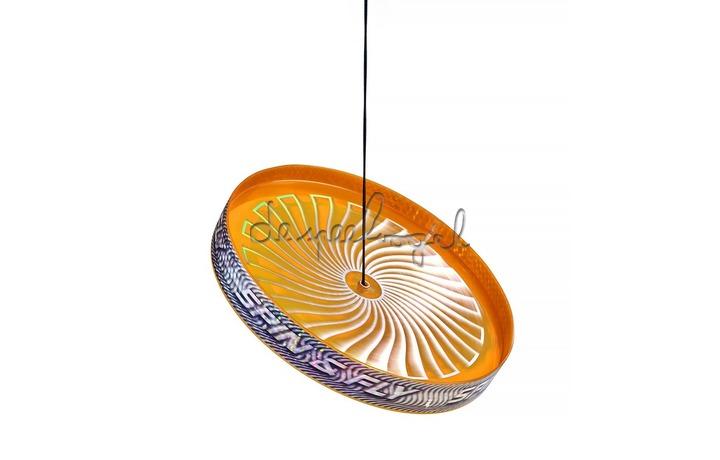 Flip N Flyer 515821 Acrobat Spin & Fly Juggling Frisbee - Oranje