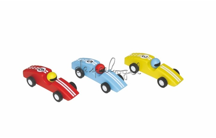 15039 Eureka Toys - One Racing Car