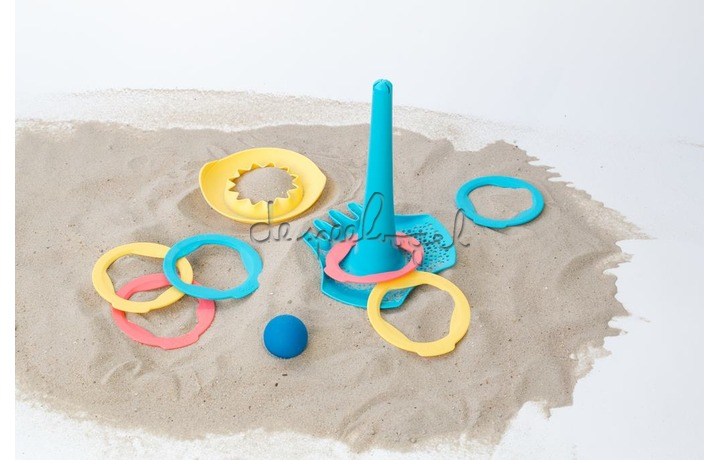 170969 Quut Beach set 1 (Triplet + Ringo combination, 6 rings + 1 ball)