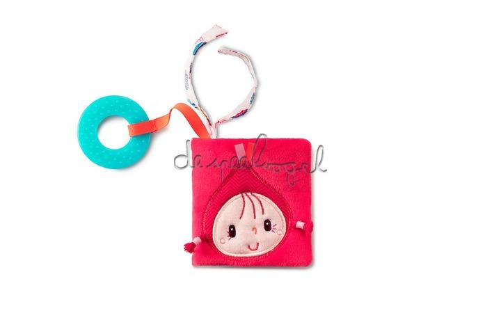 83102 Kijk- en speelboek roodkapje