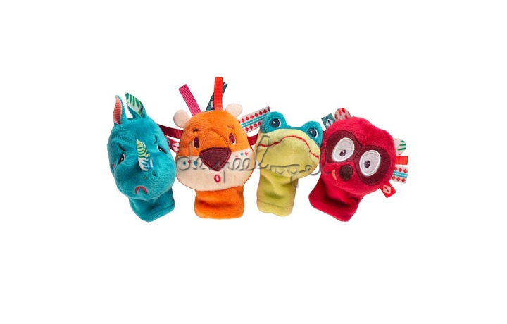 83105 Jungle vingerpopjes