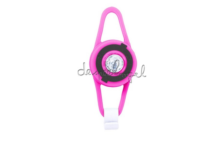 522110 Globber Flash Light Led Roze