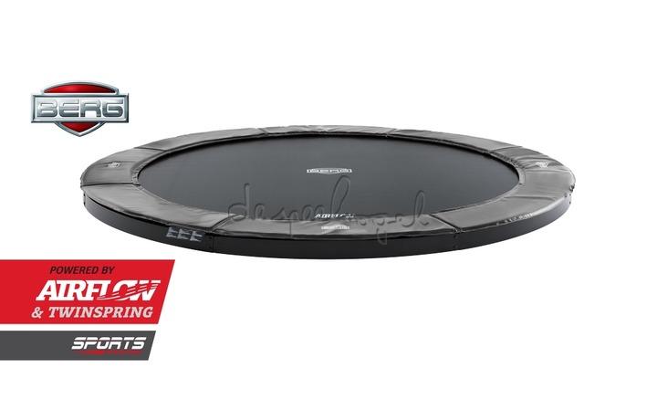 BERG FlatGround Elite grijs 330/380/430 op bestelling