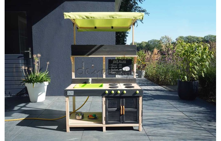 51.10.30.00 EXIT Yummy Outdoor Play Kitchen 300 (FSC 100%)