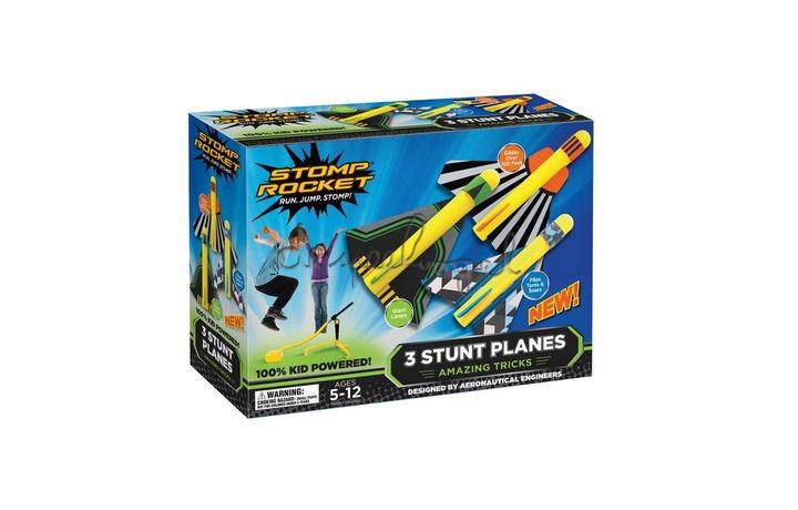 365018 Stomp Rocket Stunt Planes