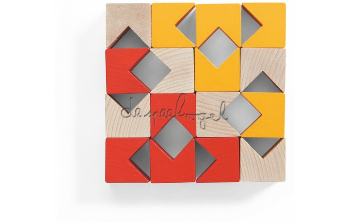 304409 Legspel 3D Rubius