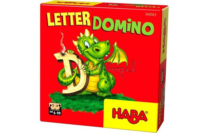 304563 Supermini Spel - Letterdomino