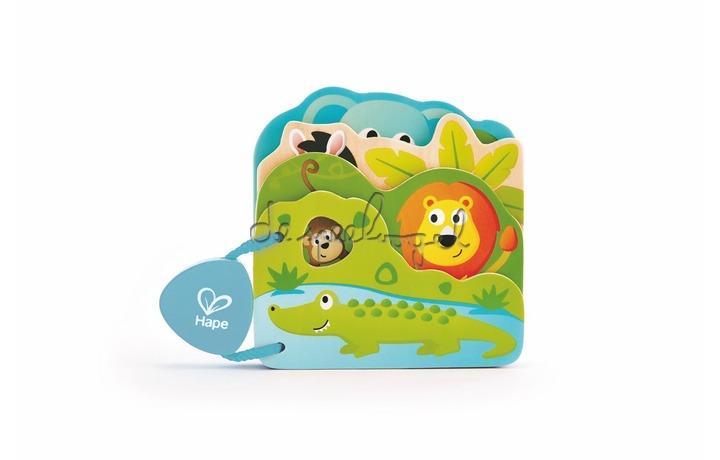 E0047 Baby's Boek Wilde dieren