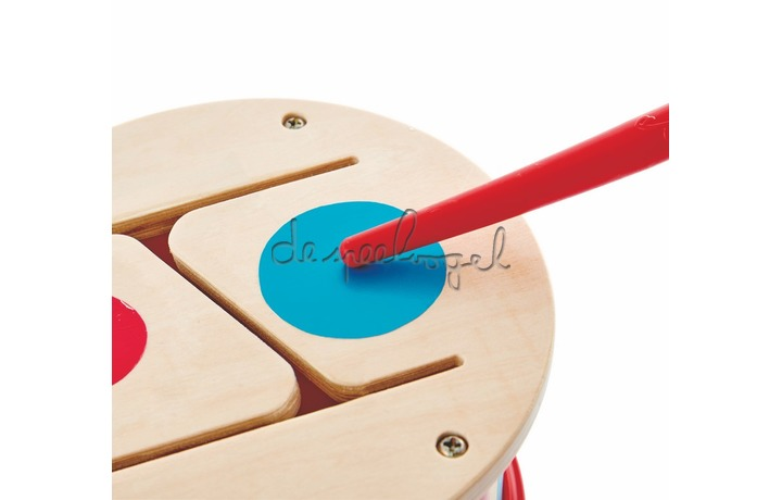 E0608 Double-Sided Hand Drum