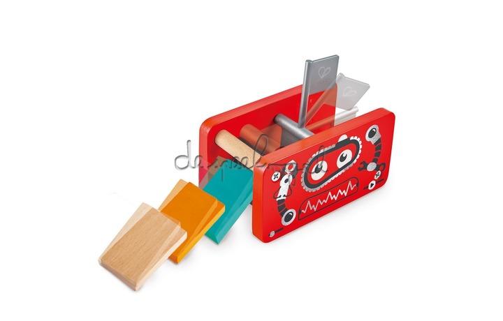 E1057 Domino Robot Factory