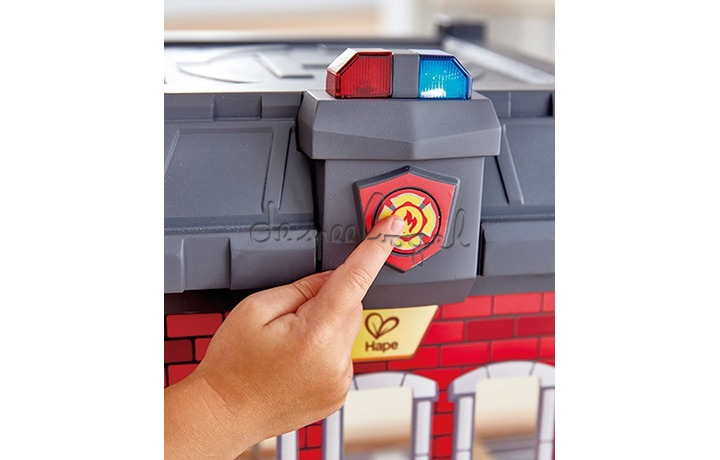 E3023 Brandweer kazerne