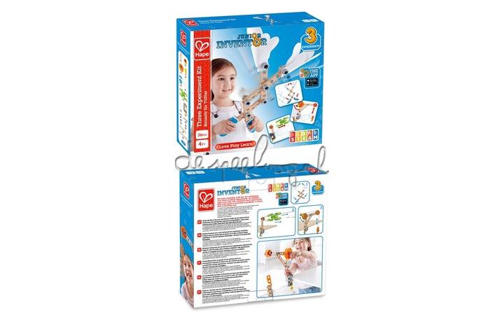 E3030 Three Experiment Kit