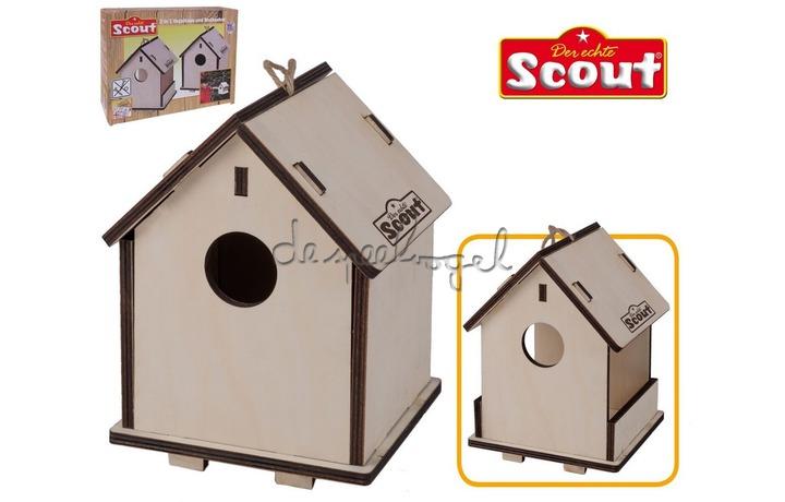 19914 2In1 Birdhouse