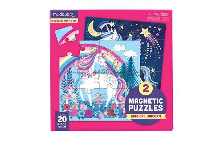 355566 Magnetic Fun - Magical Unicorn