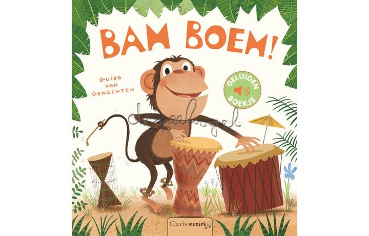 Bam Boem! ( Geluidenboekje) /Van Genechten