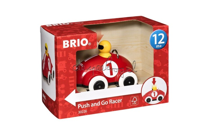 30226 Push and Go Racer
