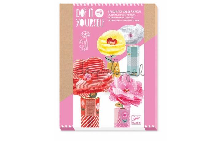 DJ07951 Do it yourself - Rétrochic bloemen