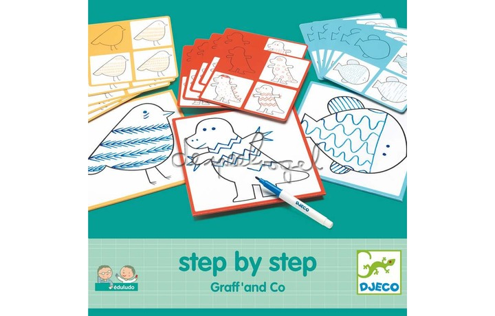 DJ08324 Step by step, Graff and Co