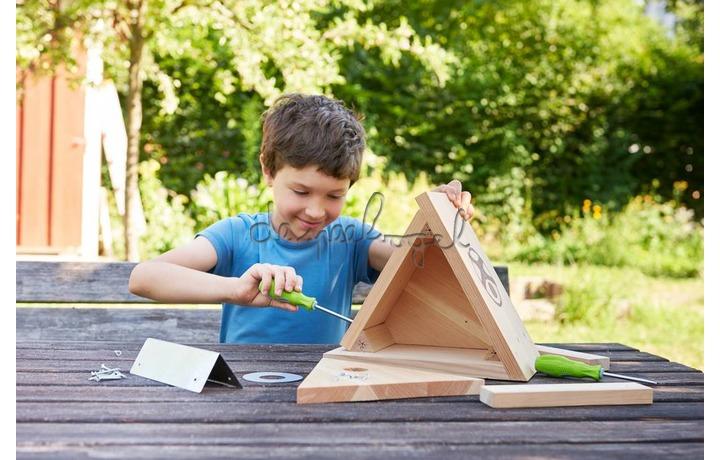 304544 Terra Kids - Bouwpakket Nestkastje