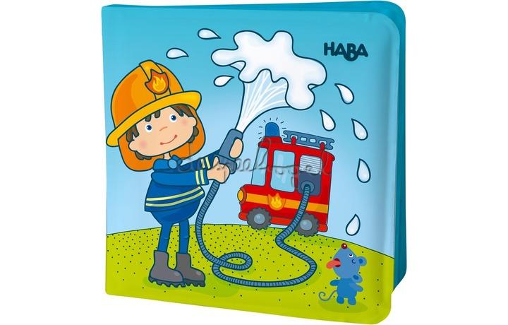 304705 Magisch badboek Brandweer