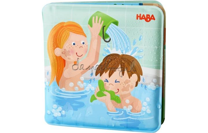 304708 Badboek Wasdag bij Paul & Pia