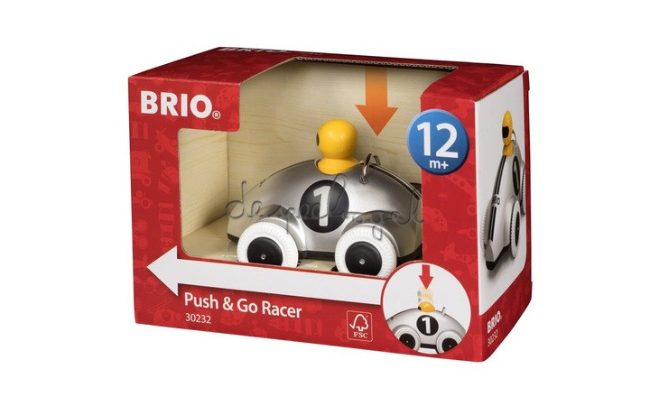 30232 Push & Go racer, special edition
