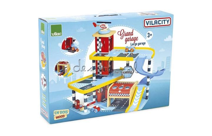 2310 Vilacity garage