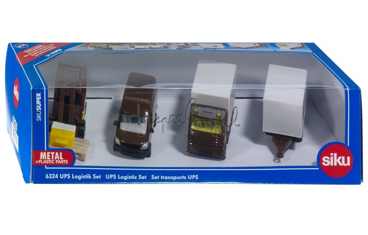6324 Set transport UPS