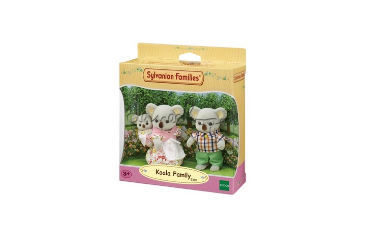 5310 Sylvanian Familie - Familie Koala