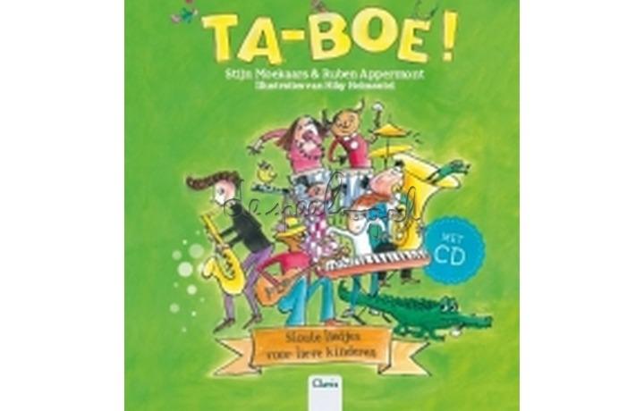 TA-BOE! Stoute liedjes voor lieve kinderen