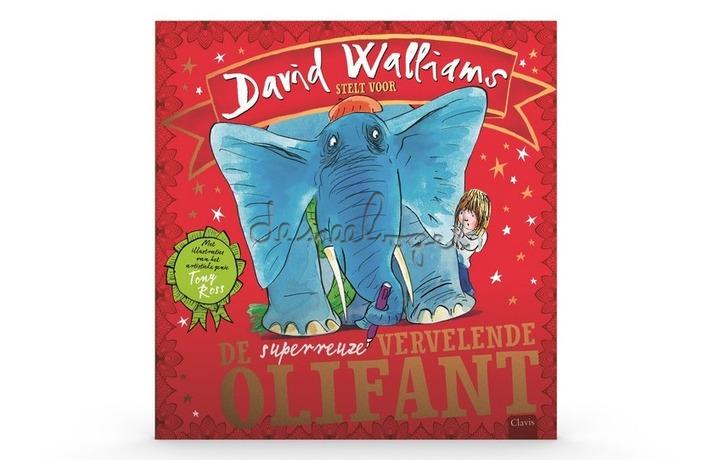 De Superreuze vervelende olifant / David Walliams