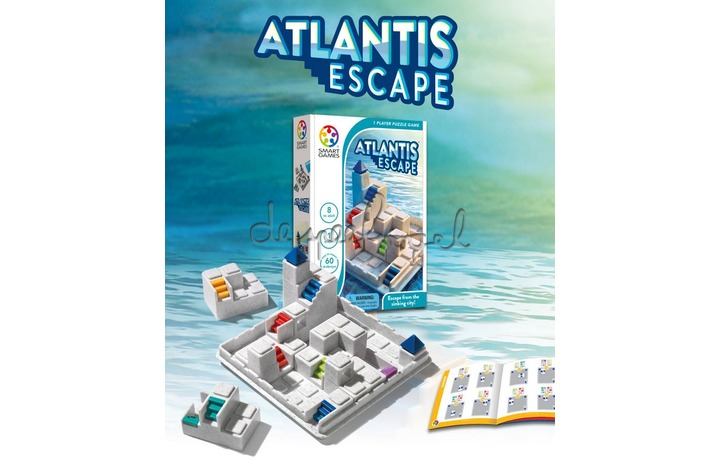 SG 442 Atlantis Escape - NEW 2019