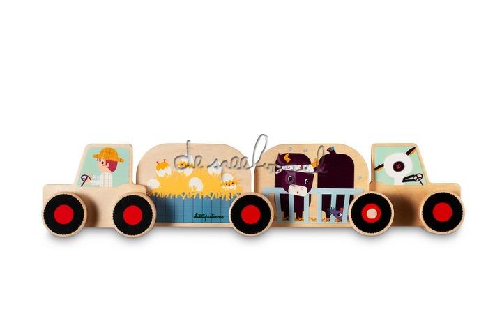 83145 Tractor Bouwset
