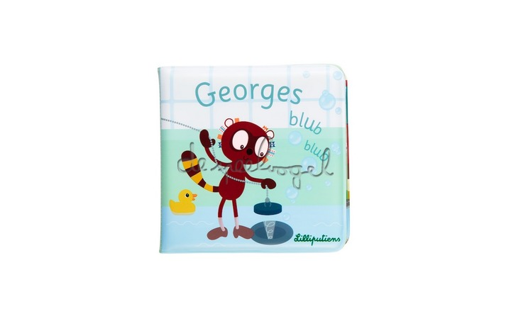 83151 Georges Blub Blub - Badboek