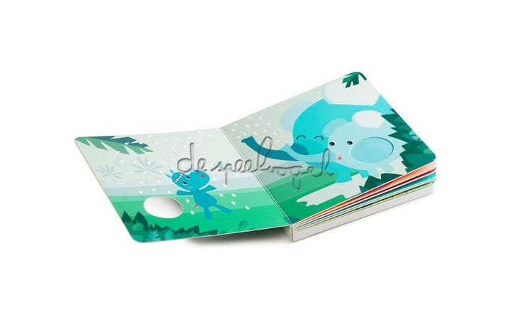 83153 Jungle Jam  Voelboek Met Geluiden