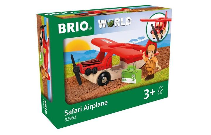 33963 Safari Vliegtuig