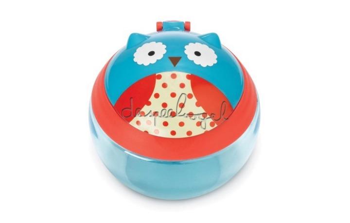 252550 Zoo Snack Doosje Owl