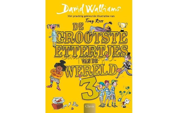 Grootste Ettertjes Van De Wereld 3 / Walliams
