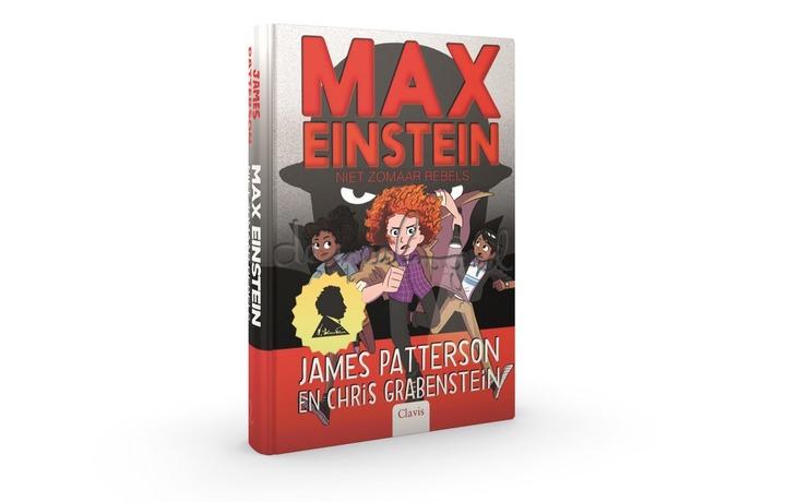 Max Einstein 2. Niet Zomaar Rebels / Patterson