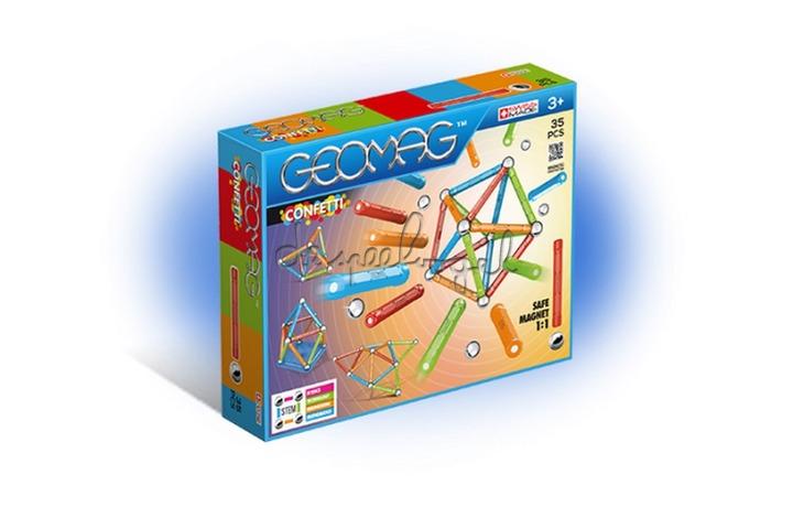 351 Geomag Confetti 35