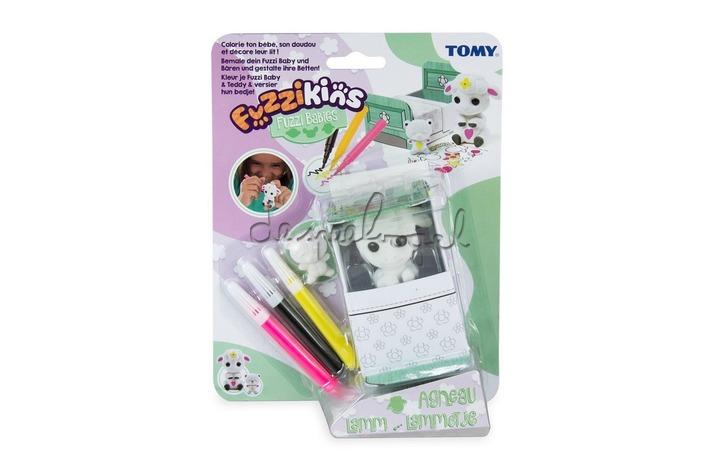 72878 Fuzzikins - Fuzzi babies