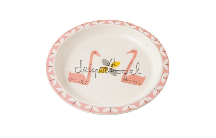 FD400-62 Dinner set bamboo Swan