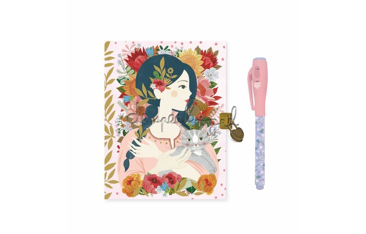 DD03612 Lovely Paper -Magisch dagboek - Oana