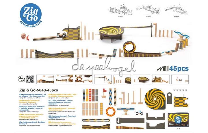 DJ05643 Constructie Zig & Go - 45 st