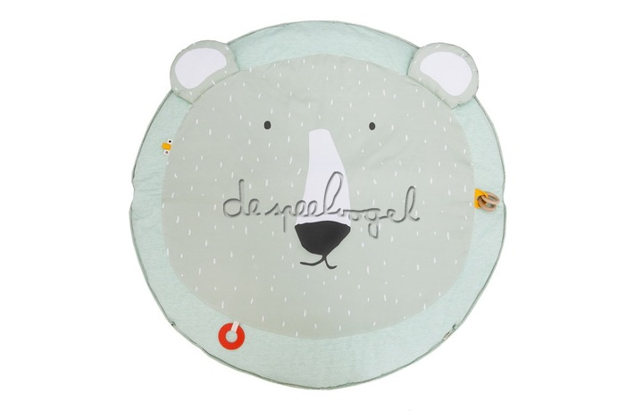 24265 Speeltapijt met bogen- Mr. Polar Bear
