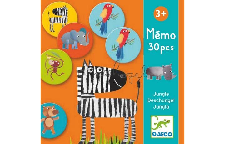 DJ08159 memo jungle