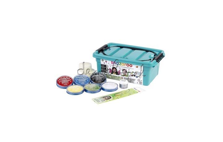 1172018 Snazaroo Mini Beautycase Schmink voor beginners