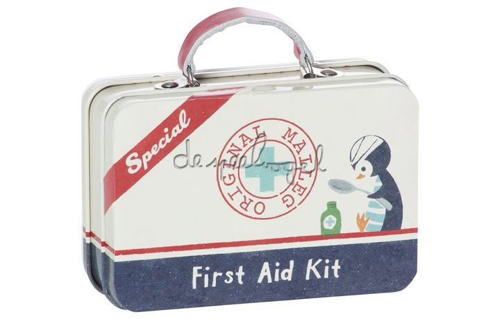 206010 Maileg Metal Suitcase First Aid